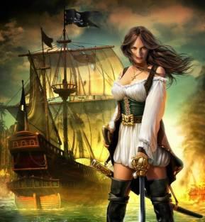 Kathryn, Ravens, Tall ship